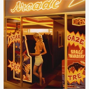 Boardwalk Arcade (S/N)