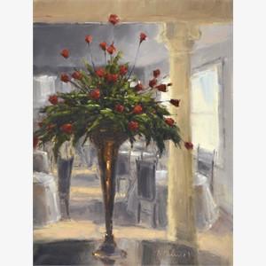 Dinner & Roses