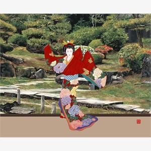 Rikugien Garden (Lady Mieko, Garden Suite)