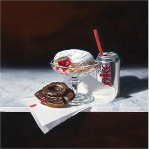 Kidding Myself with Donuts, 2011