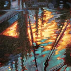 Liquid Abstract I