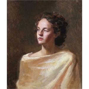 Ylenia (A Portrait Study)