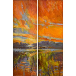 Lowcountry Wonder (Diptych)