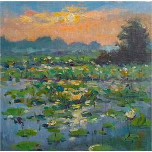 Lotus Sunrise