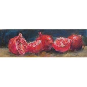 Posh Pomegranates
