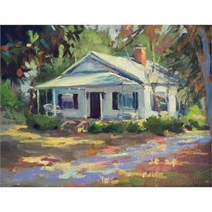 The House that Love Built (House Portraiture)