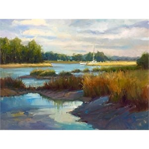Hoopstick Marsh