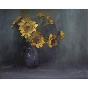 Splendid Sunflowers