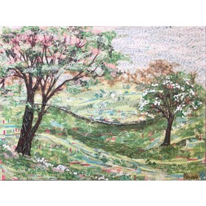 Dogwood on the Hill