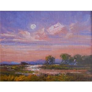 Moon Over Kiawah