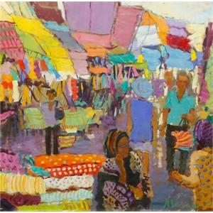 Old Market, Mauritius