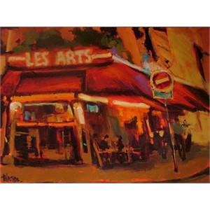 Les Arts Cafe II