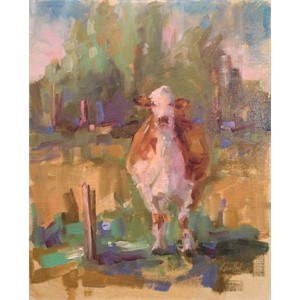 Jean's Cow