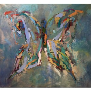 Bohemian Butterfly