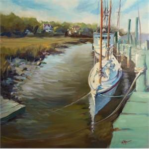 Sails and Shrimp