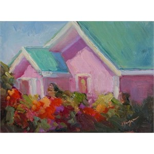 Pink House Hope Town