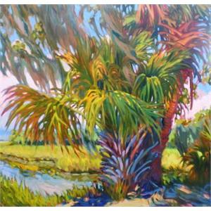 Mossy Palm Cut