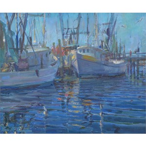 Shrimpers, Port Royal