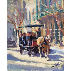 Church Street Carriage Tour