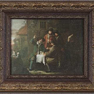 Abraham Willemsens (Maitre aux Beguins-Flemish/French)