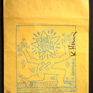 Keith Haring (1958 - 1990)