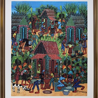 Juvenal Durosaire (Haitian)