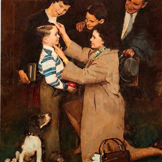 Norman Rockwell (1894 - 1978)