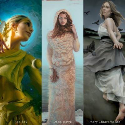 Storytellers: Mary Chiaramonte, Dana Hawk, Rob Rey