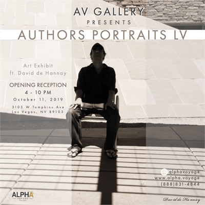 Authors' Portraits LV