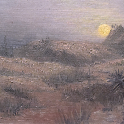 CASETA Weekend 2020: Early Texas Art Online Sale