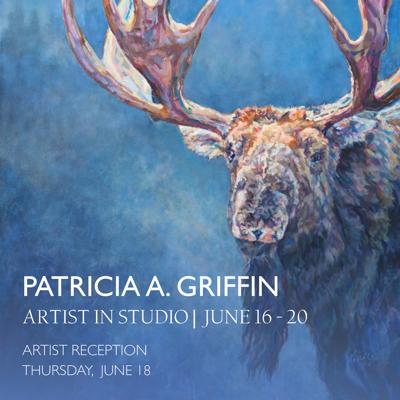 Patricia Griffin | Studio Takeover
