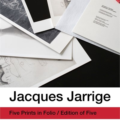 Jacques Jarrige Print Edition
