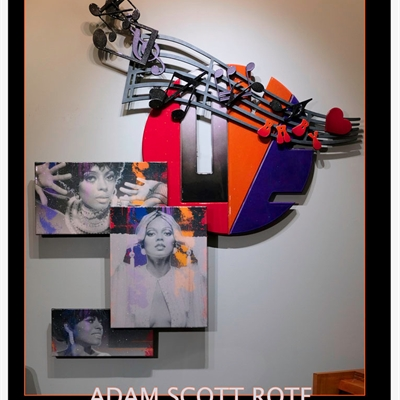 Meet Adam Scott Rote This Weekend at Key West Gallery