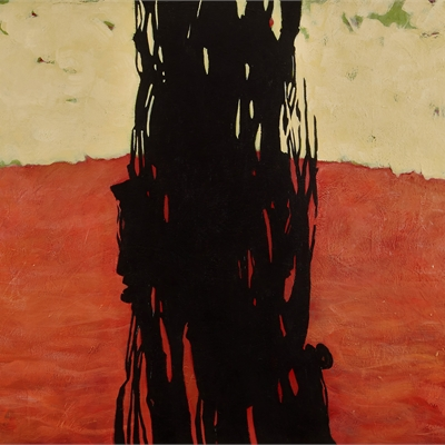 Affair with Black: Abstract Expressionism by Helen Bellaver