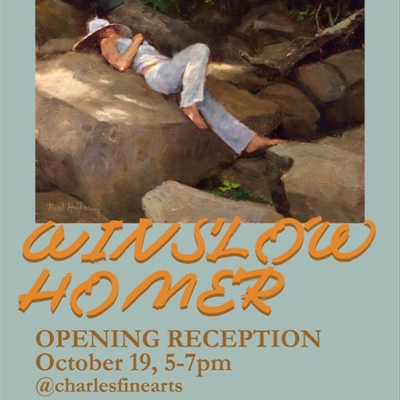 Grand Reopening of 'Contemporary Artists in the Style of Winslow Homer.'