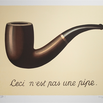 Rene Magritte: 44 Color Lithographs
