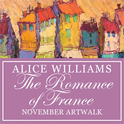 Alice Williams: The Romance of France