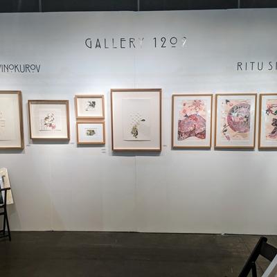 LA Art Show Modern + Contemporary 2020