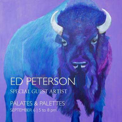 Guest Artist Ed Peterson