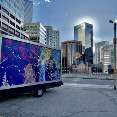 #ArtFindsUs - A Mobile Art Experience