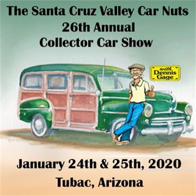 26th Annual Tubac Collector Car Show