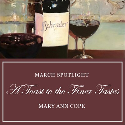 "SPOTLIGHT: ""A TOAST TO THE FINER TASTES"""