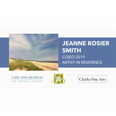 Jeanne Rosier Smith | 2019 Artist in Residence