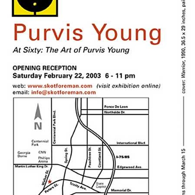 At Sixty: The Art of Purvis Young