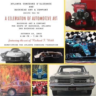 Atlanta Concours d'Elegance: A Celebration of Automotive Art