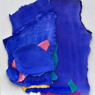 The Theory of Color: Color and Intent in Abstraction
