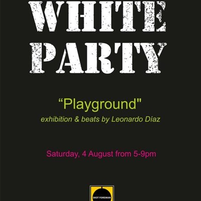 The Annual Summer White Party 5-9pm