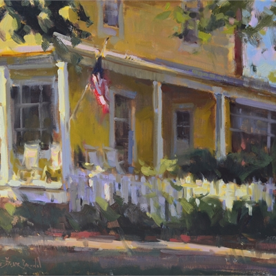 Inside and Out: New Works by Anne Blair Brown