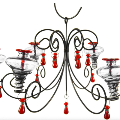 Flash Sale - Grand Hummingbird Chandelier 30% Off