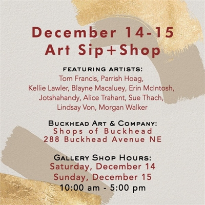Art Sip & Shop